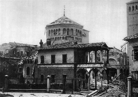 real casa vigevano basilica di sant ambrogio make culture it