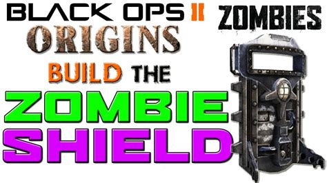 zombie origins tutorial zombie shield full guide origins tutorial call of