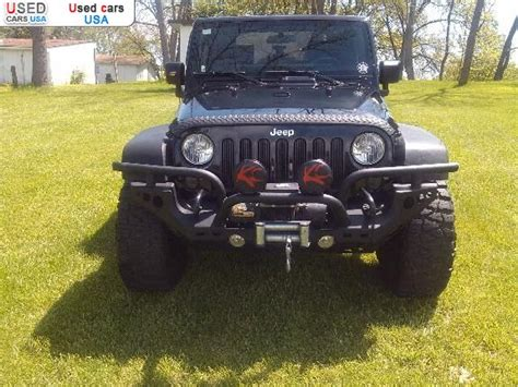Jeep Mercenary For Sale 2010 Passenger Car Jeep Wrangler Mercenary