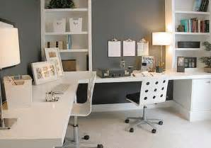 Dual Desk Home Office Pics Photos Home Office Design Ideas With Fresh And