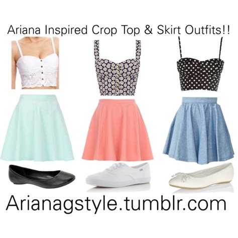 top ideas summer ideas with crop tops pretty designs