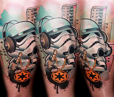 clone trooper tattoo trooper by lehel nyeste no 1041