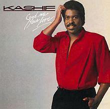 kashif album send me your love album wikipedia