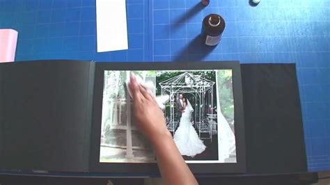 Wedding Album Diy by How To Assemble A Wedding Album Diy Or Slip In Style