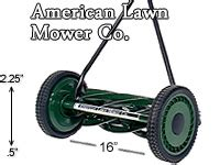 Manual Reel Lawn Mowers Research And Compare People