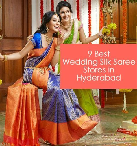 Top 9 Kanjeevaram Silk Saree Stores in Hyderabad   Indian