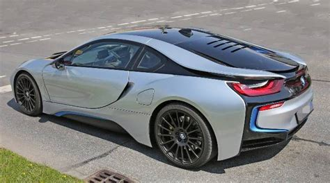 2018 bmw i8 facelift bmw series release