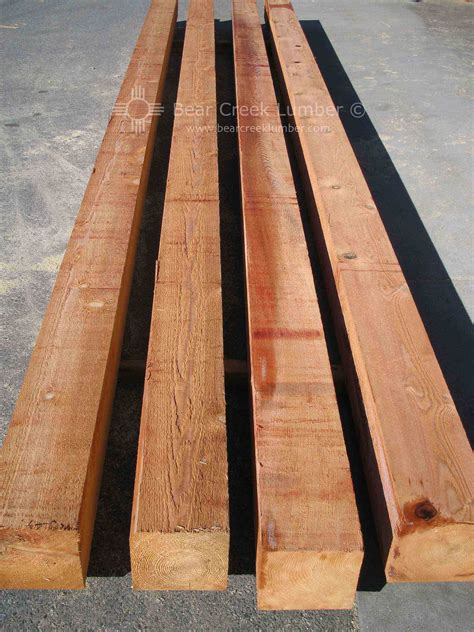 1 X 4 X12 Pine Flooring Clear - creek lumber western cedar post beams
