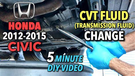Honda Odyssey Transmission Fluid Change by Honda Transmission Fluid 2017 2018 2019 Honda Reviews