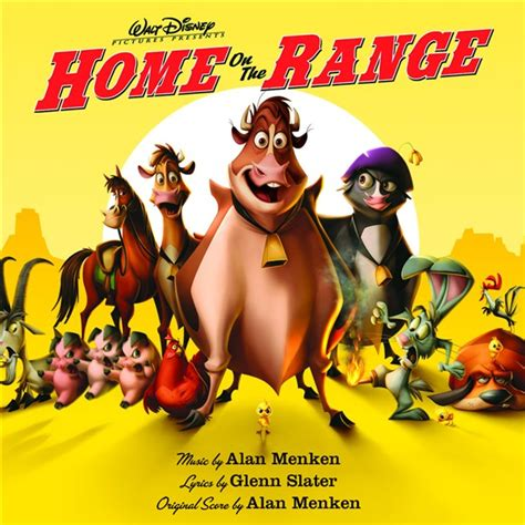 home on the range soundtrack from the motion picture