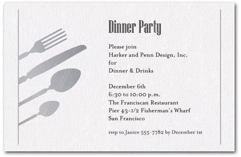 invitations for dinner pin by announcingit invitation shop on