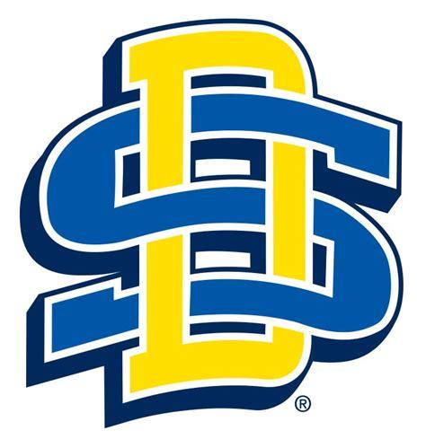 sdsu colors sd logo south dakota state