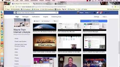 how to setup a fan page how to setup fanpage custom tabs