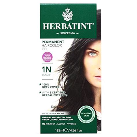 Freeo Sirsak Permented Herbal free shipping herbatint permanent herbal hair color gel 2n brown 4 56 ounce 11street