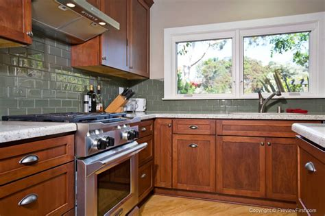 Kitchen Center Island Designs by Craftsman Style Kitchen Bonita Traditional Kitchen