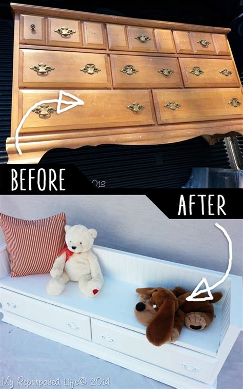 Cheap Diy Dresser by 39 Clever Diy Furniture Hacks Diy