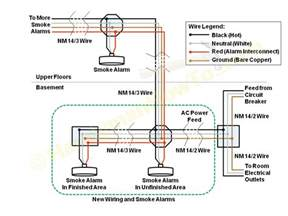 wired smoke detector wiring diagrams wiring diagram and schematic diagram images