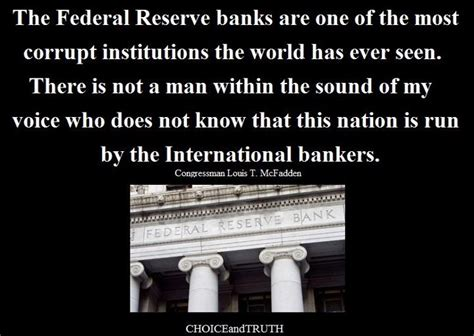 federal reserve bank owners banksters
