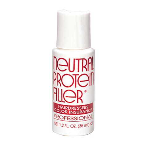 protein color filler colorful neutral protein filler