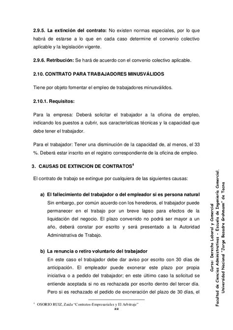 modelo de mutuo acuerdo derecho laboral panam ensayos extincion del contrato de trabajo