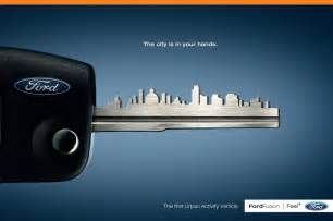 Ford Ad Ford Key Skyline Ads Of The World