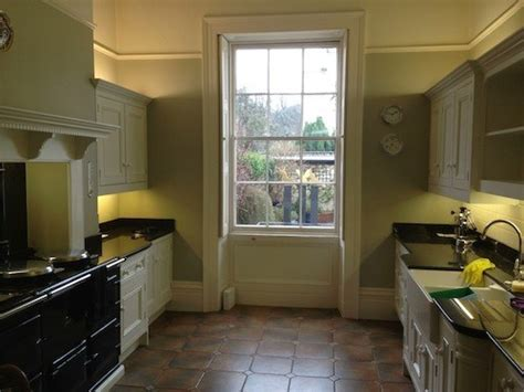 painted kitchen in clifton bristol traditional painter