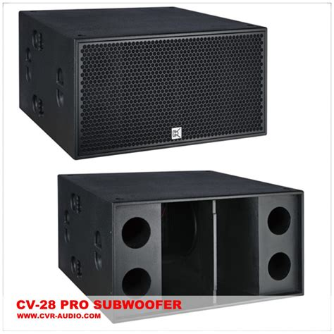 dj speaker box cabinet 18 subwoofer sub bass dj pro audio subwoofer speaker empty