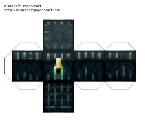 papercraft ender chest faithful 32x
