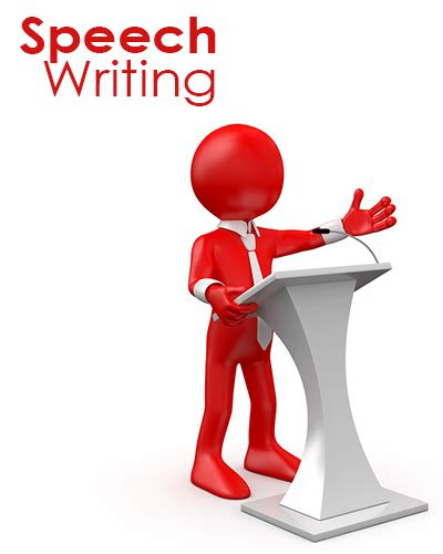 Speech Writing Service by Professional Custom Speech Writing Services
