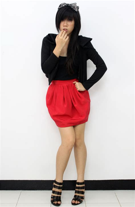 Headband Ribbon Keith miss o laces headband plopherz winged blazer dorothy perkins baloon skirt topshop black