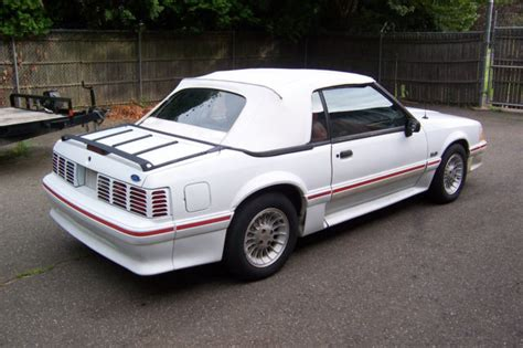 how to work on cars 1989 ford mustang parking system classic 1989 mustang gt convertible 5 0 auto for sale detailed description and photos