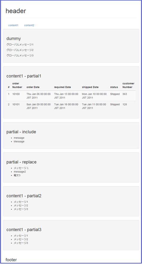 thymeleaf layout javascript thymeleafのlayoutについて qiita