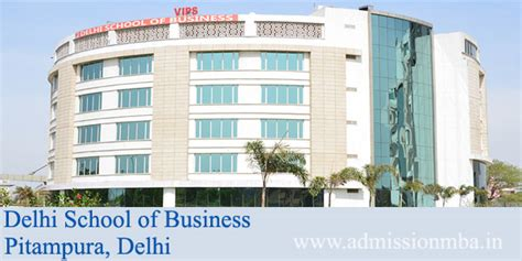 Mba In Delhi by Dsb Delhi Delhi School Of Business Dsb Pitura Dsb Mba
