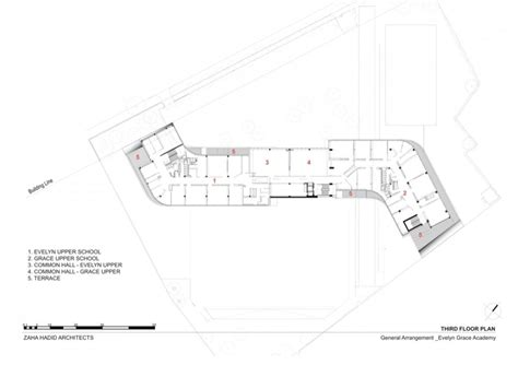 zaha hadid floor plan zaha hadid buildings plan