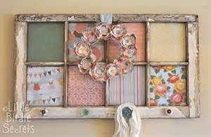 repurposing old windows
