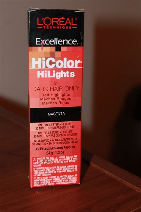 will loreal hi color for dark hair work on black hair how to dye your hair bright red and how to maintain it