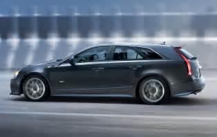 Cadillac Wagon Cts V Cadillac Cts V Sport Wagon Autotribute