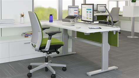 steelcase adjustable desk series 5 media steelcase