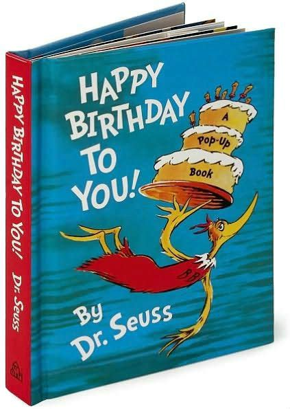 the birthday books birthday book dr seuss quotes quotesgram