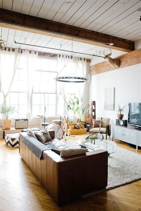 7 Reasons I Living In An Apartment by 17 Best Ideas About Loft Living Rooms On