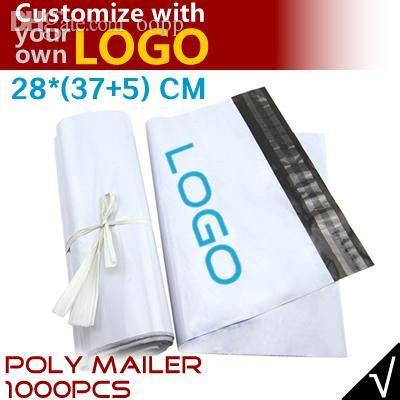Custom Poly Veldaga 7 best wholesale 28 42cm custom your logo poly mailers printing white plastic postal mailing