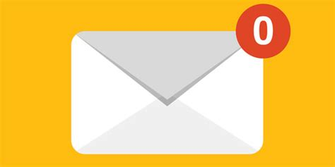 email zero how to achieve and maintain quot zero inbox quot without tools
