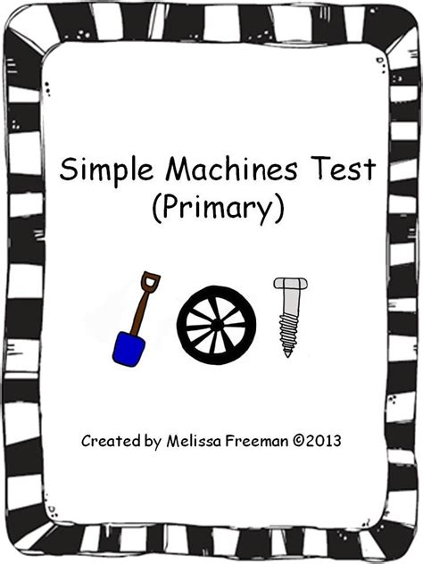 section 3 simple machines answers 17 best images about simple machines on pinterest bill