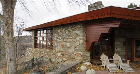 House Planners Committee To Discuss Idaho S Frank Lloyd Wright House