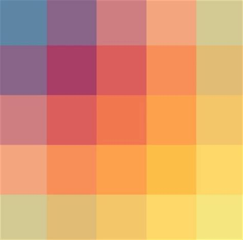 modern colors web design color theory how to create the right emotions