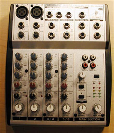 layout pcb mixer behringer mic pre kits pcb design power supply kits diy