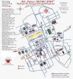 lackland map lackland air base afb maplets ideas