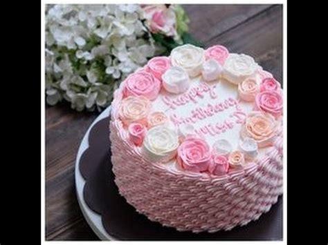como decorar una con motivos como decorar tortas con crema chantilly