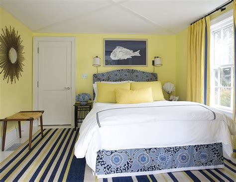 10 yellow and blue interior design ideas for your home