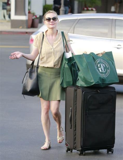 Kirsten Dunst Needs A Better Stylist by Kirsten Dunst Style Sherman Oaks California